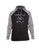Positive Vibes Only Colorblock Hoodie