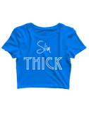 Slim Thick Crop Top