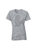 Streets of Detroit Short Sleeve Women's T-shirt