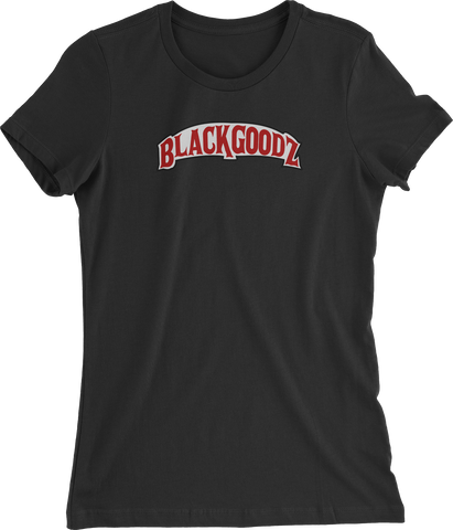 BlackGoodz Short Sleeve Women's T-shirt