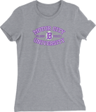 Motor City University Short Sleeve Women's T-shirt