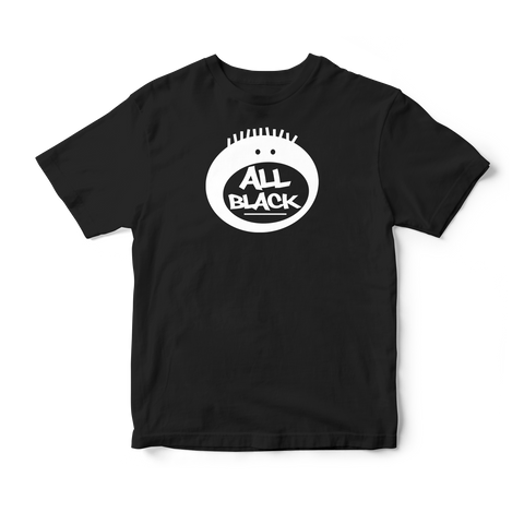 All Black Short Sleeve T-shirt