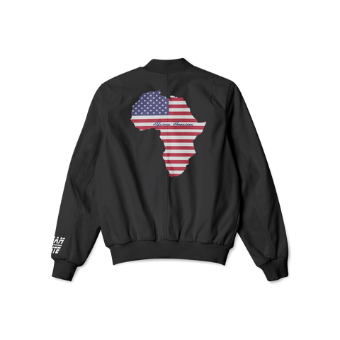 African American Bomber Jacket