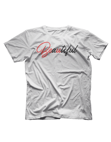 Beautiful (Be U) Short Sleeve T-shirt