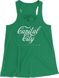 Capital City Women's Racerback Tank
