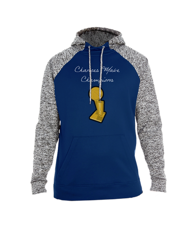 Chances Make Champions (NBA) Colorblock Hoodie