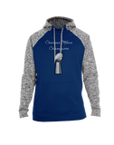 Chances Make Champions (NFL) Colorblock Hoodie