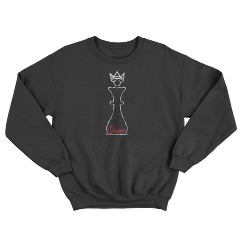 Chess Queen Sweatshirt