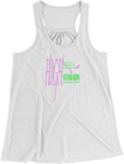 High Heels High Standards Women's Racerback Tank