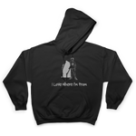 I Love Where I'm From (MI) Hoodie