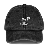 Detroit Dab Distressed Dad Hat