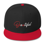 Beautiful (Be U) Wool Blend Snapback