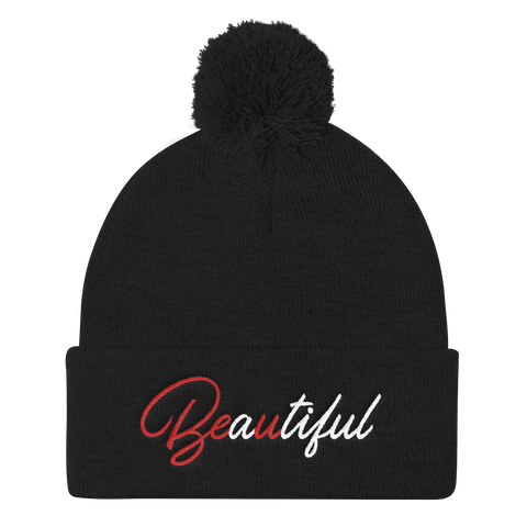 Beautiful (Be U) Pom Pom Skully