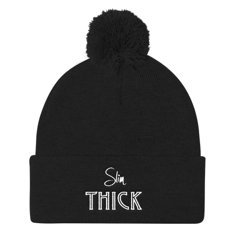 Slim Thick Pom Pom Skully