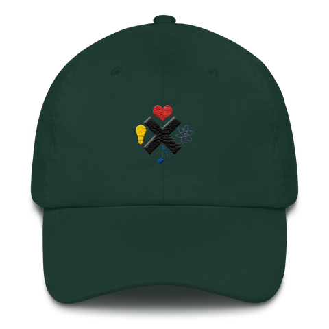 Love Life Mind Music Dad hat