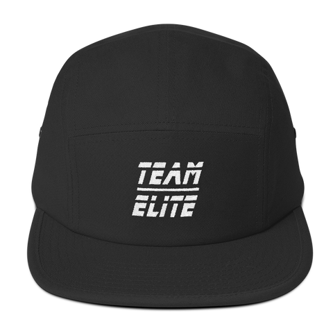 Team Elite Classic Five Panel Hat