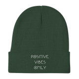 Positive Vibes Only Skully