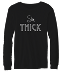 Slim Thick Longsleeve Women's T-shirt