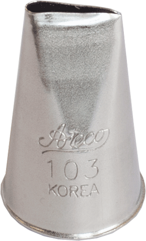 No. 103  Rose Nozzle/Tube - CulinaryKraft