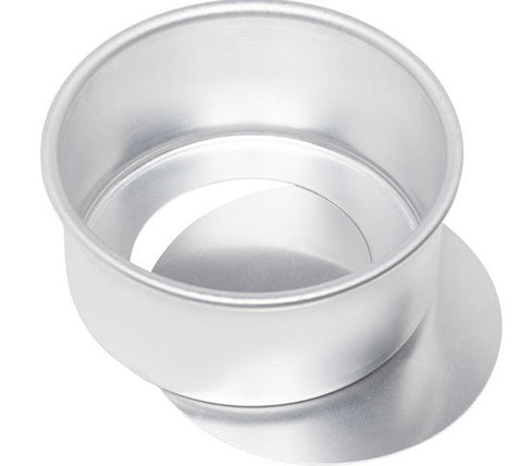(15x8cm) Round pans with removable base- 12063 - CulinaryKraft