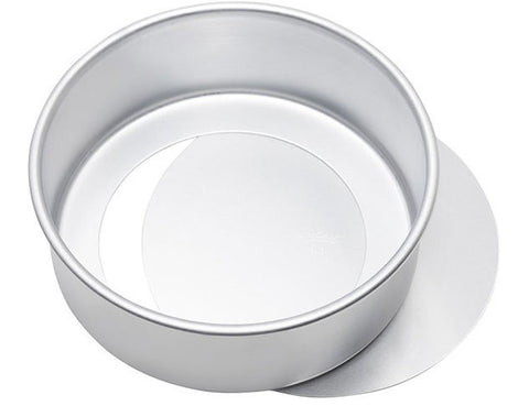 (20x8cm) Round pans with removable base -12083 - CulinaryKraft