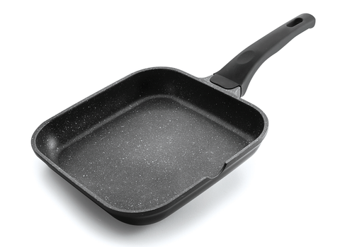 non stick frying pan square