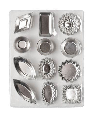 72 pc Tartlet set -4840 - CulinaryKraft