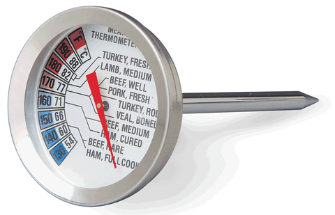 Meat Thermometer 110mm -62452 - CulinaryKraft