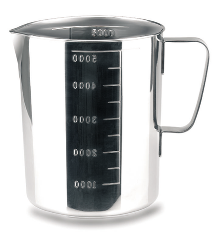 Stainless Steel 5Lt Pitcher -62750 - CulinaryKraft