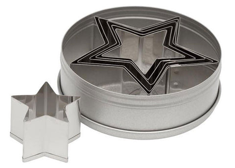 Star cutter set -7805 - CulinaryKraft