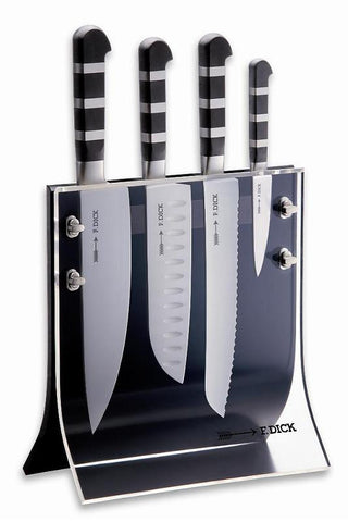 1905, 4 knives and knife block set -8197200 - CulinaryKraft