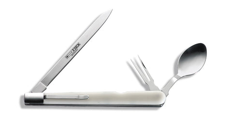 Degustation set, 3 pieces (knife,fork & spoon) -82011-11 - CulinaryKraft