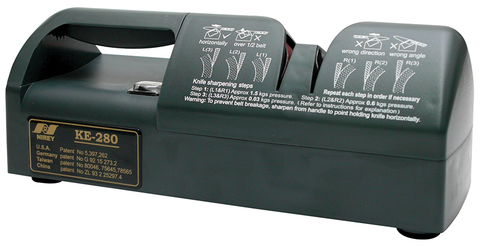 Nirey knife sharpener