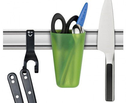 Green Magnetic Cup for knife rack  -BMCUP01E - CulinaryKraft
