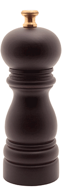 TOSCANA 140mm Brown Wood Pepper mill -LID-03TO140 - CulinaryKraft