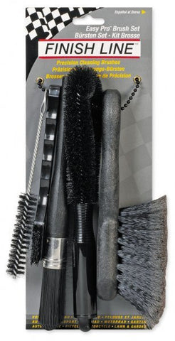 Finish Line Brush Set