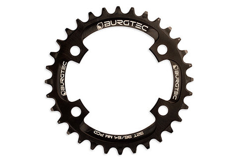 Burgtec XT and XTR Thick Thin Chainring