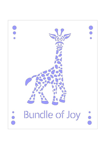 Bundle of Joy Girafffe