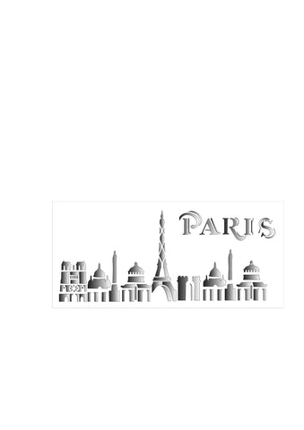DL - Paris Skyline