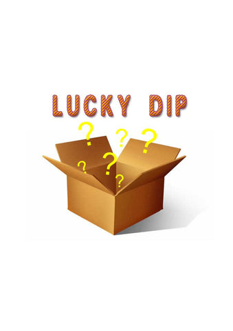 Lucky Dip Stencil Pack