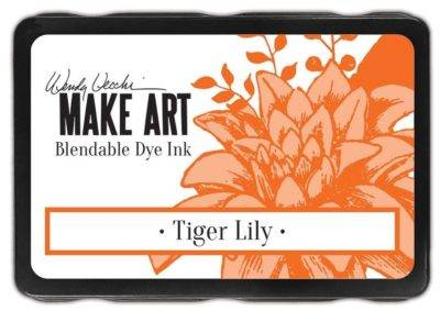 Tiger Lily Blendable Ink Pad - Make Art