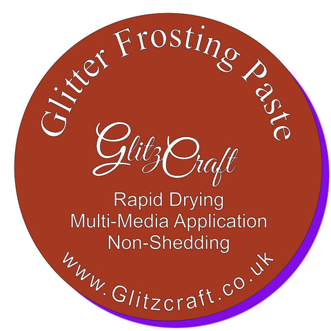 Copper Frosting Paste (50ml or 30ml Tub)