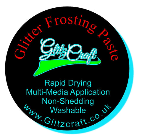 Black Frosting Paste (50ml or 30ml Tub)