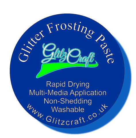 Royal Blue Frosting Paste (50ml or 30ml Tub)