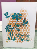 Birthday Wishes Bees