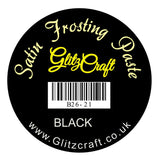 Black Satin Paste 30ml