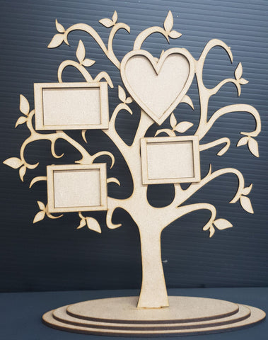 MDF Freestanding Frame Tree