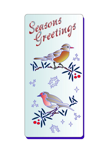 DL Seasons Greetings Robin