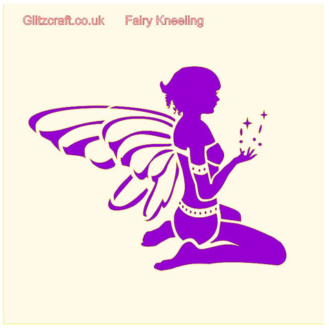 Fairy Dust, Stencils- Glitzcraft