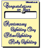 Wedding Titles for Card Making